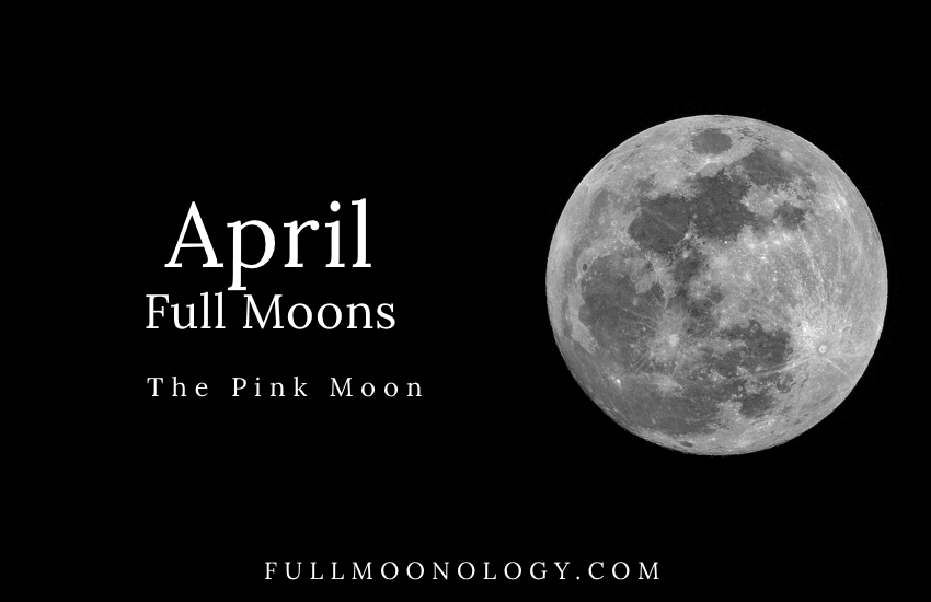 April Full Moon, The Pink Moon