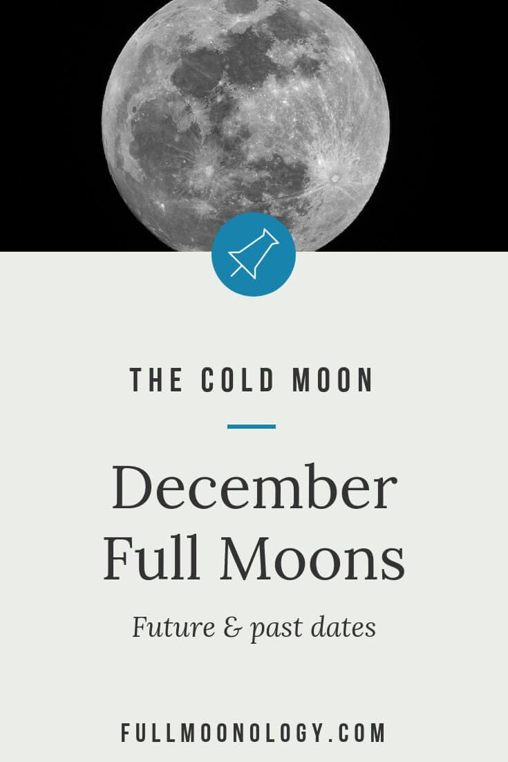 Full Moon December