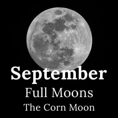 Full Moon September 2019 and beyond