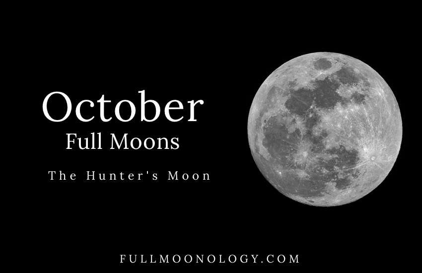 October Full Moon, The Hunter's Moon