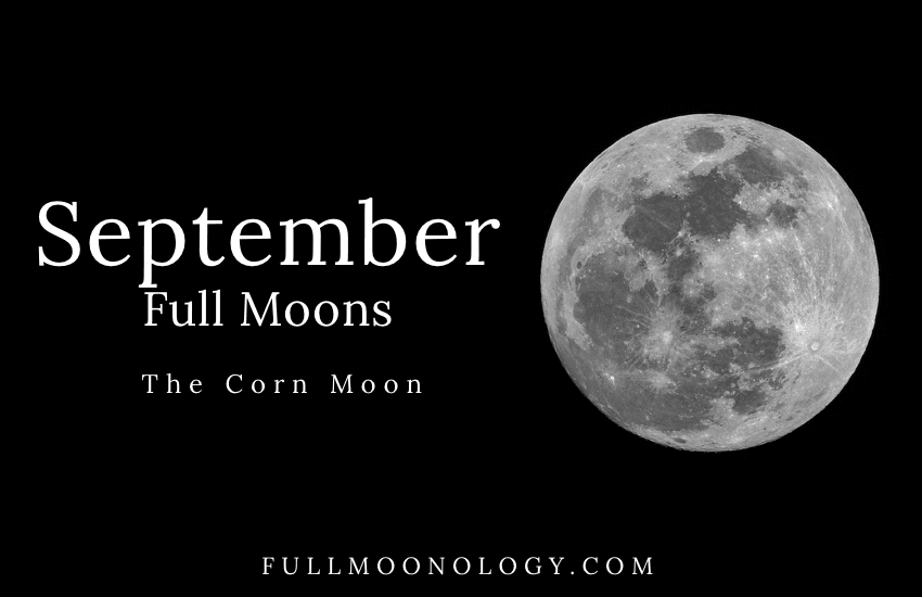 September Full Moon, The Corn Moon